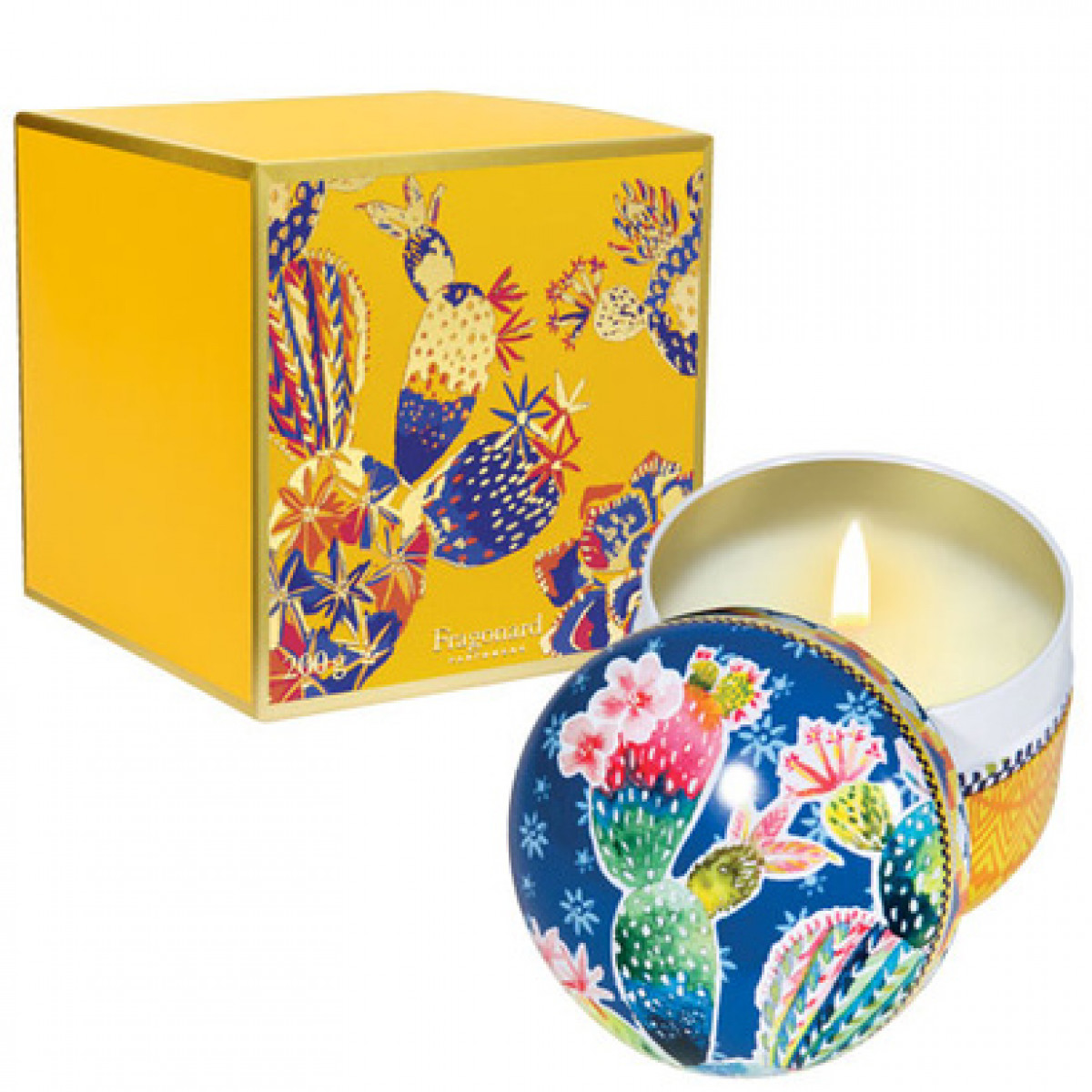 Fragonard Home Fragrance Bougie Parfumée Épices Chocolat 200