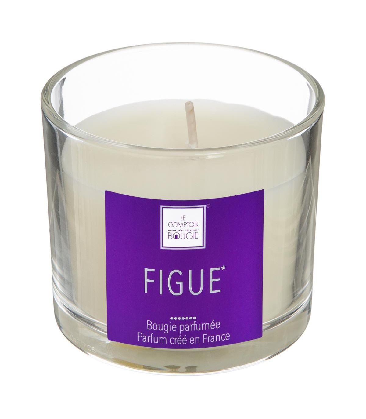 Bougie parfumée figue elea 100g - DECOMANIA