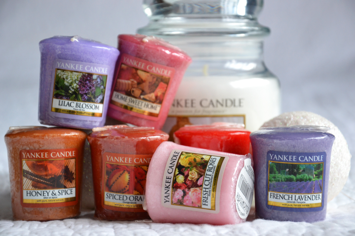 bougie yankee candle pas cher