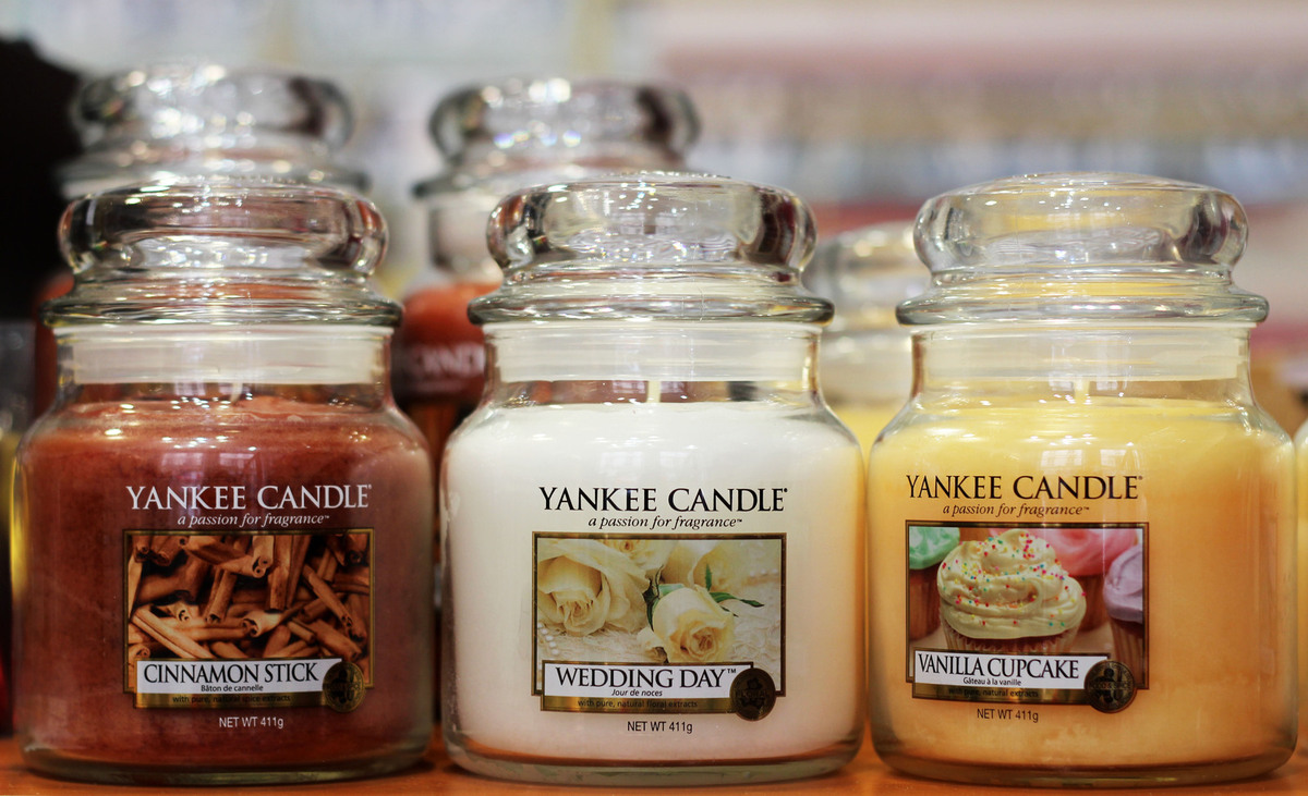 Yankee Candle, la bougie chouchou - Origin'art shop in lyon