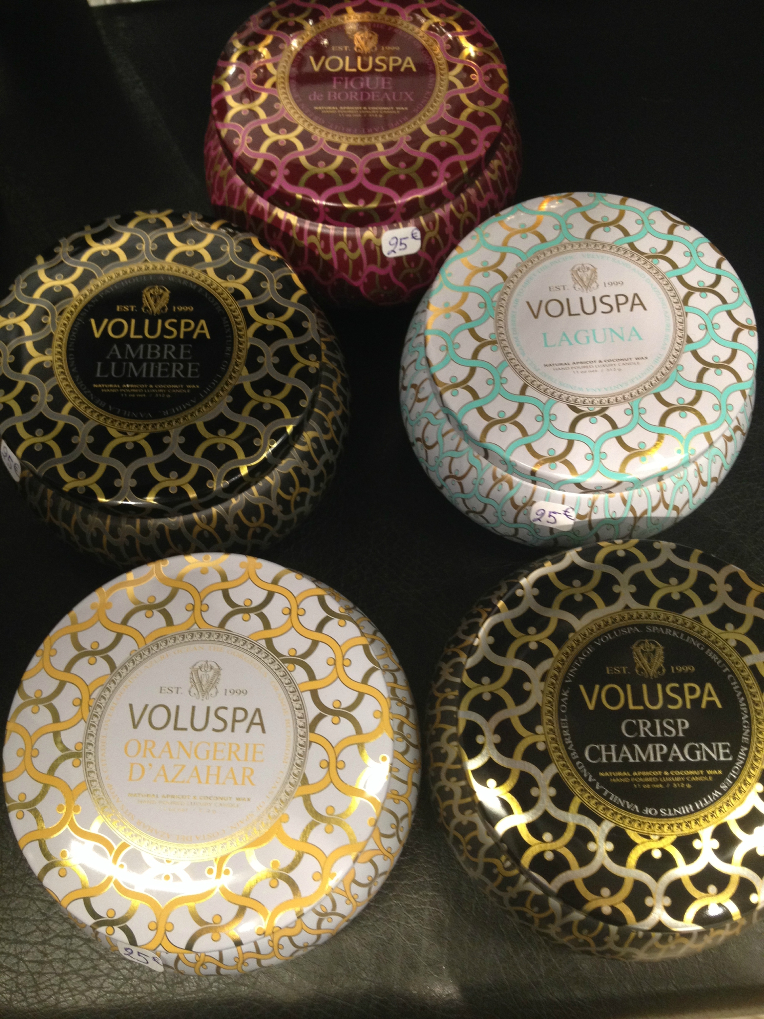voluspa bougie